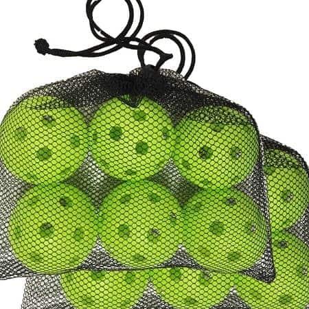 indoor pickleball balls