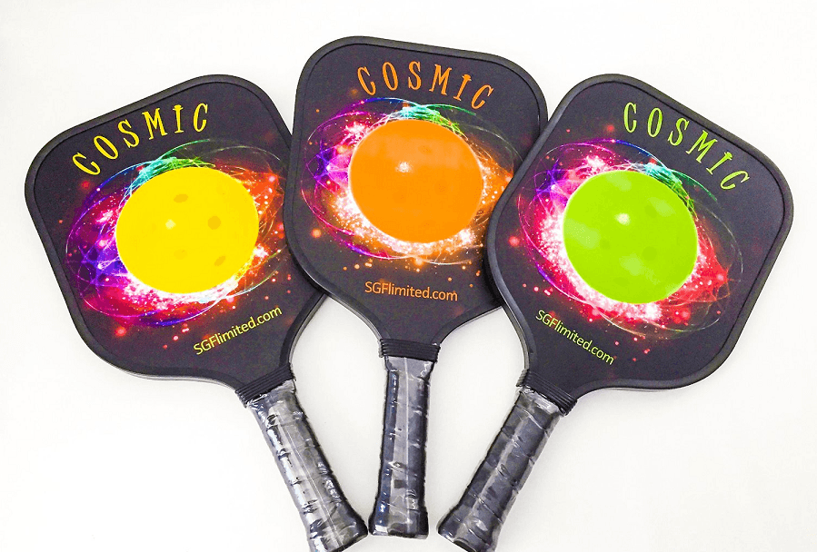 Pickleball Paddles by Cosmic