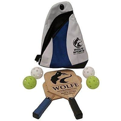 Pickleball Bag by Wolfe Sports