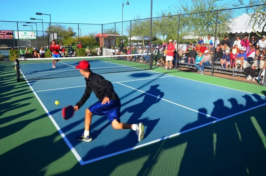 pickleball return of serve