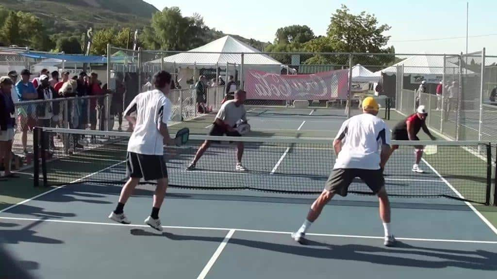 pickleball errors