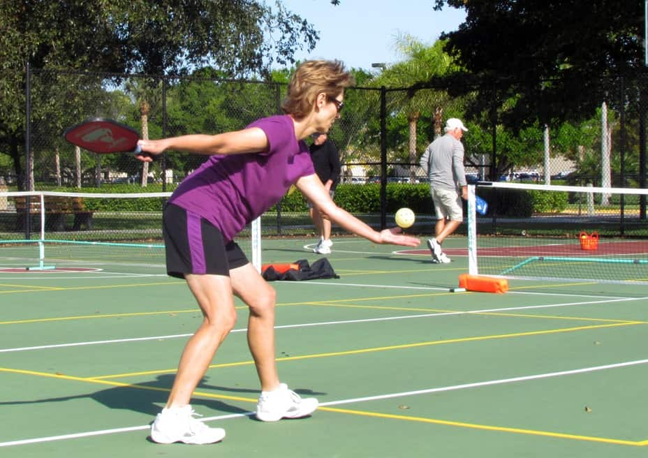 pickleball stacking strategy
