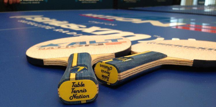 Custom Table Tennis Paddle