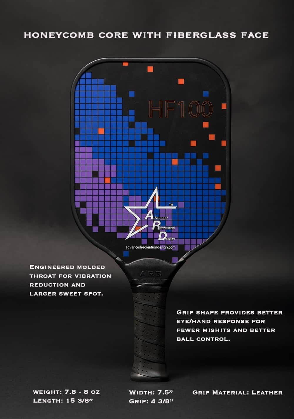ard pickleball paddle