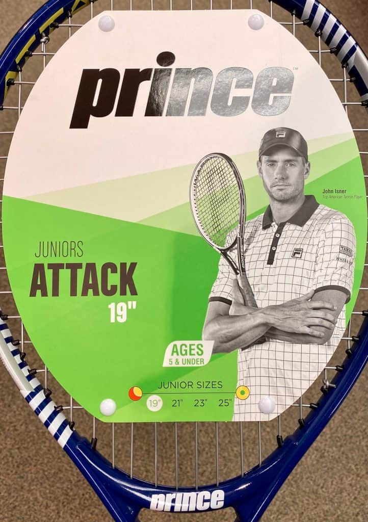 tennis rackets for 4 year olds