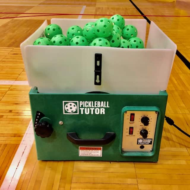 pickleball machine