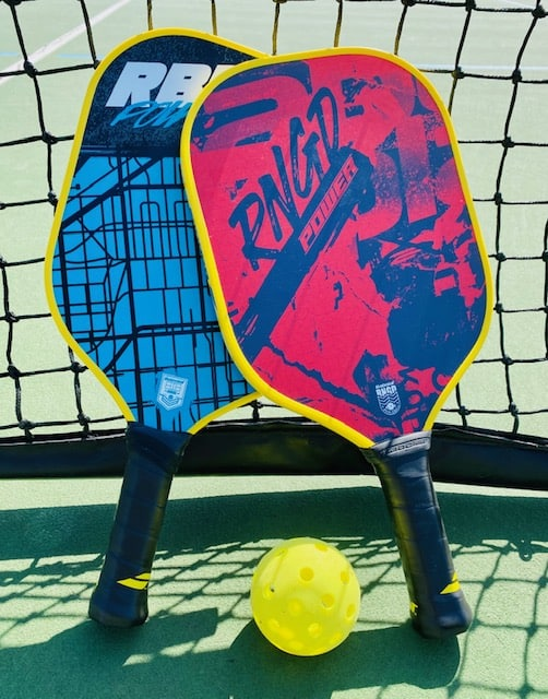 where is pickleball played