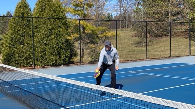 what is the kitchen in pickleball