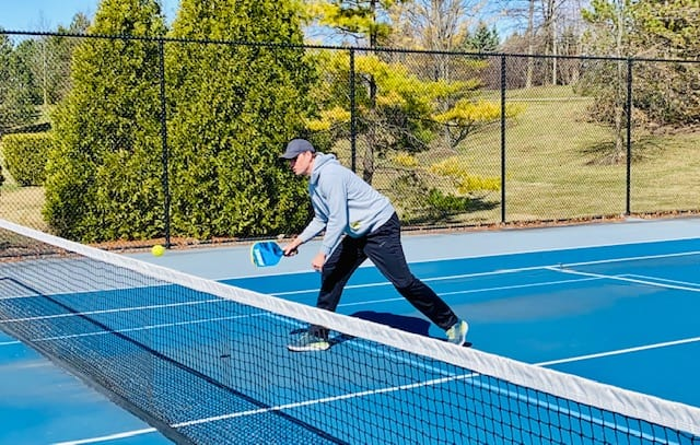 what is the kitchen in pickleball?