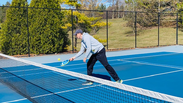 what is a fault in pickleball?